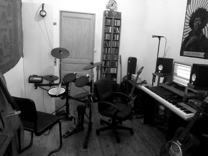 Le Studio de composition et de sound design