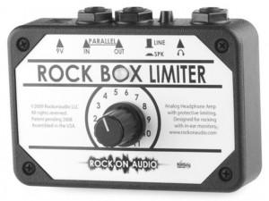 Rock box limiter