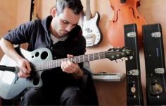 Essai guitare Ovation Tangent T347 - OP30