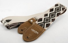 Navajo guitar strap