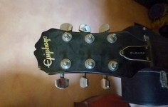 Epiphone LP 100 |Avant restauration - Before restoration